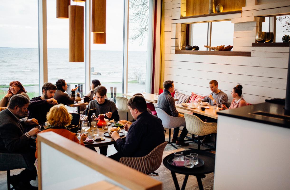 Ravintola Noa, Tallinna