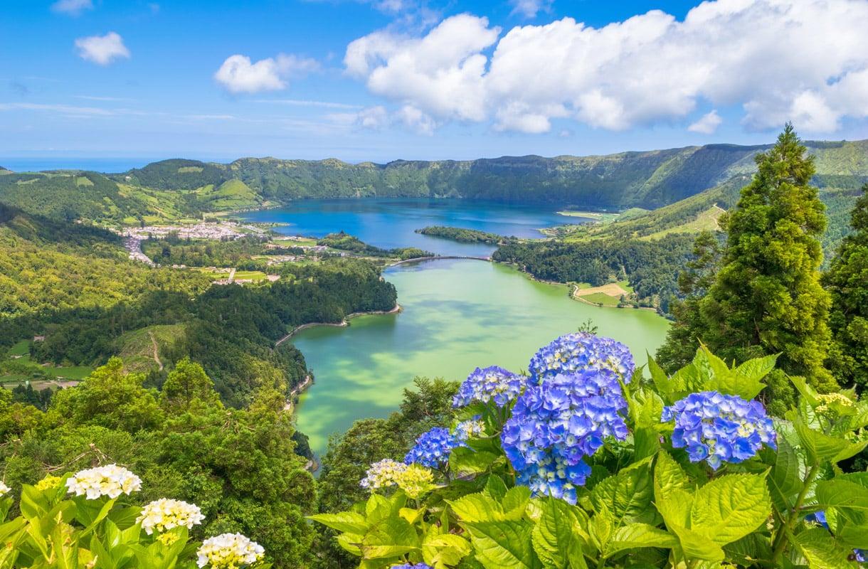 Azorit, Portugali