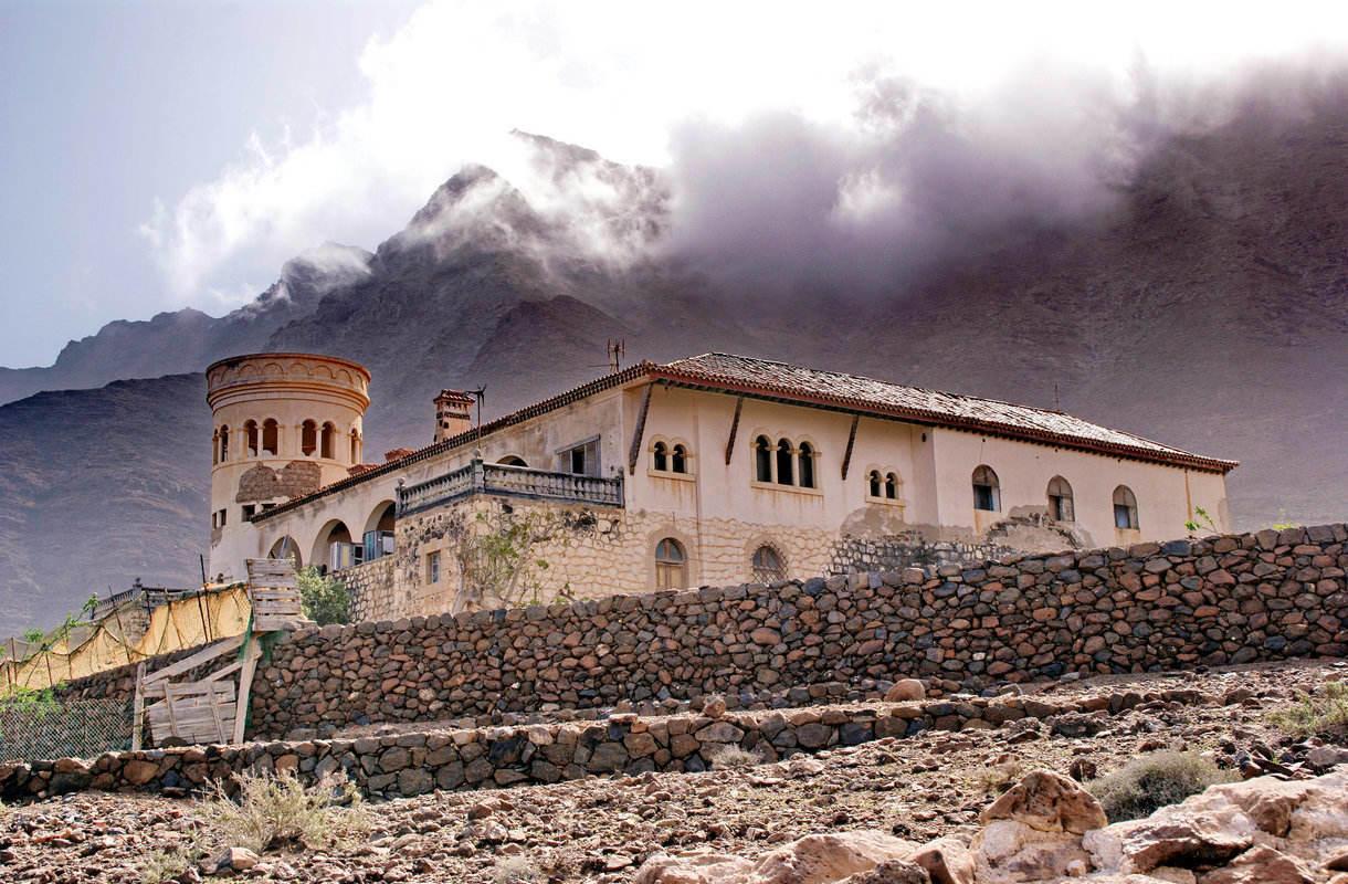 Fuerteventuran salaperäinen Villa Winter