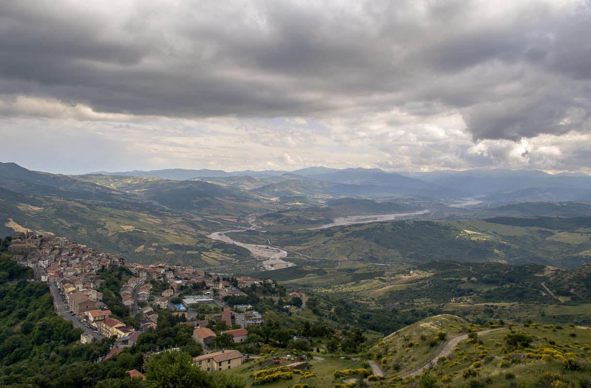 Colobraroa pidetään Italian kirotuimpana kylänä