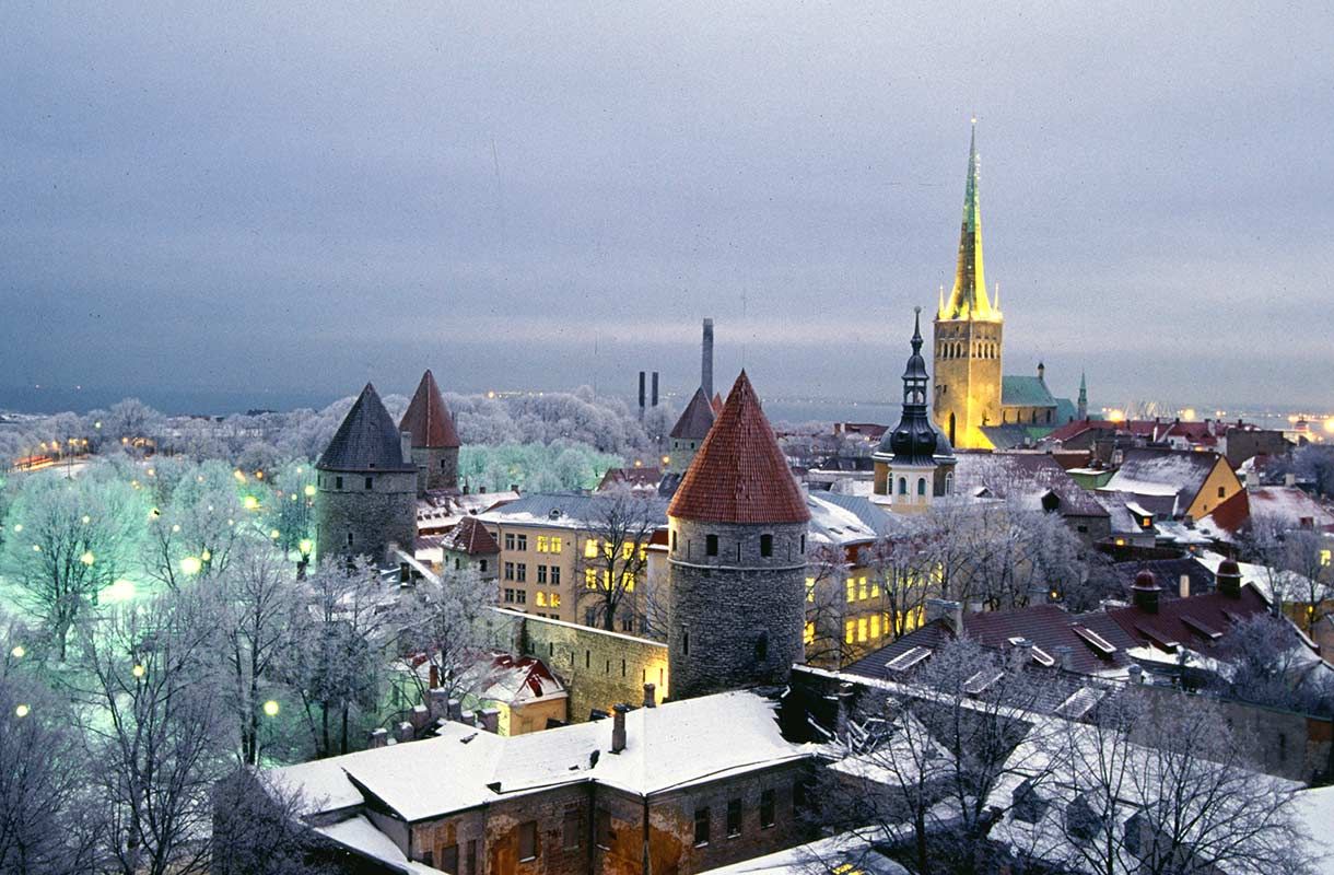 Tallinnan talvivinkit