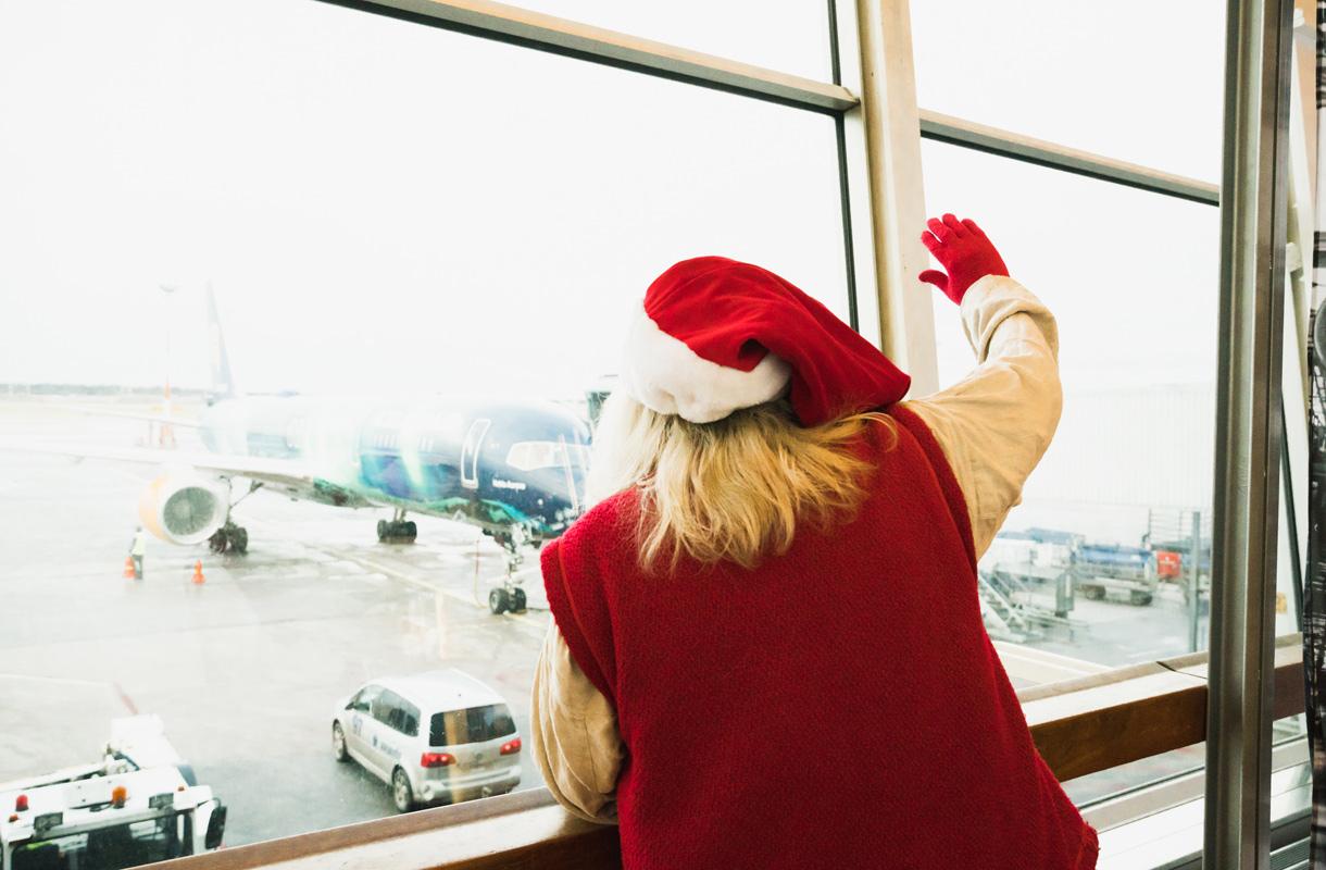 Helsinki-Vantaan joulu