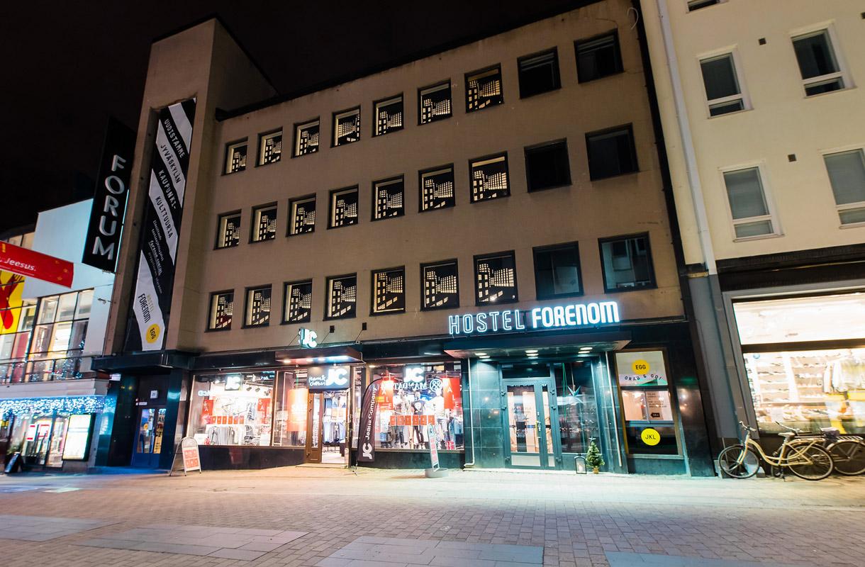 Forenom Jyväskylä