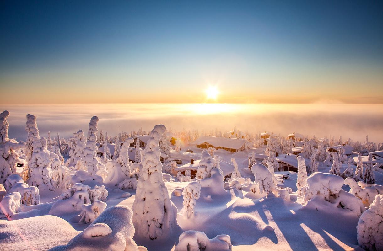 Suomi 100 -juhlavuoden tapahtumat