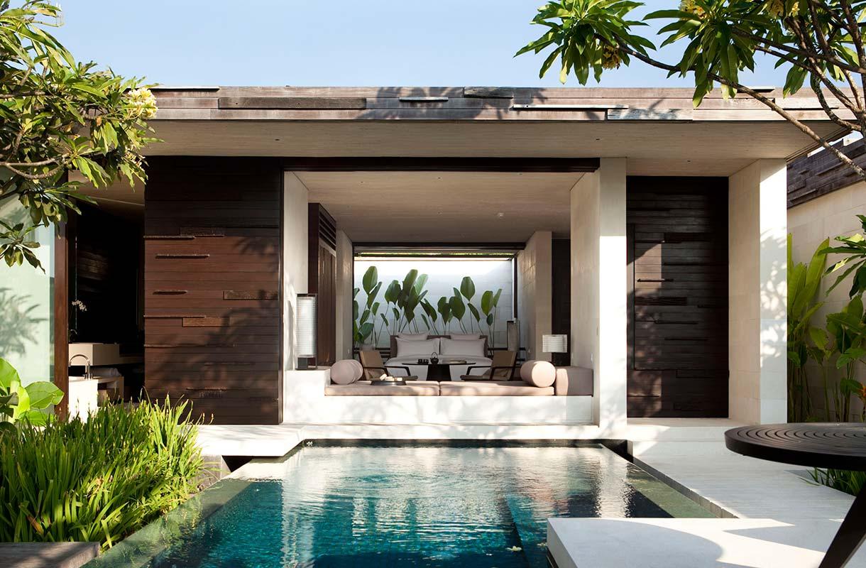 Balin uima-altaat