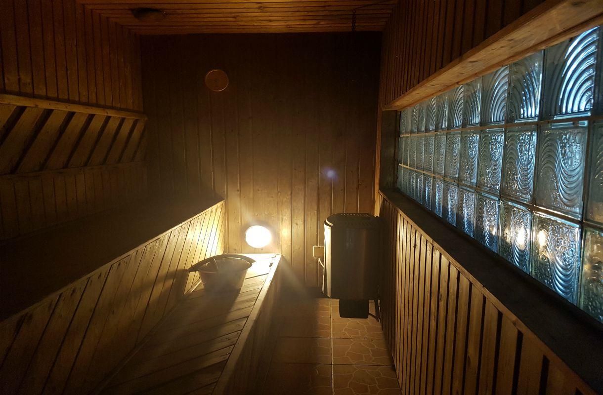 Phuketin suomalainen sauna