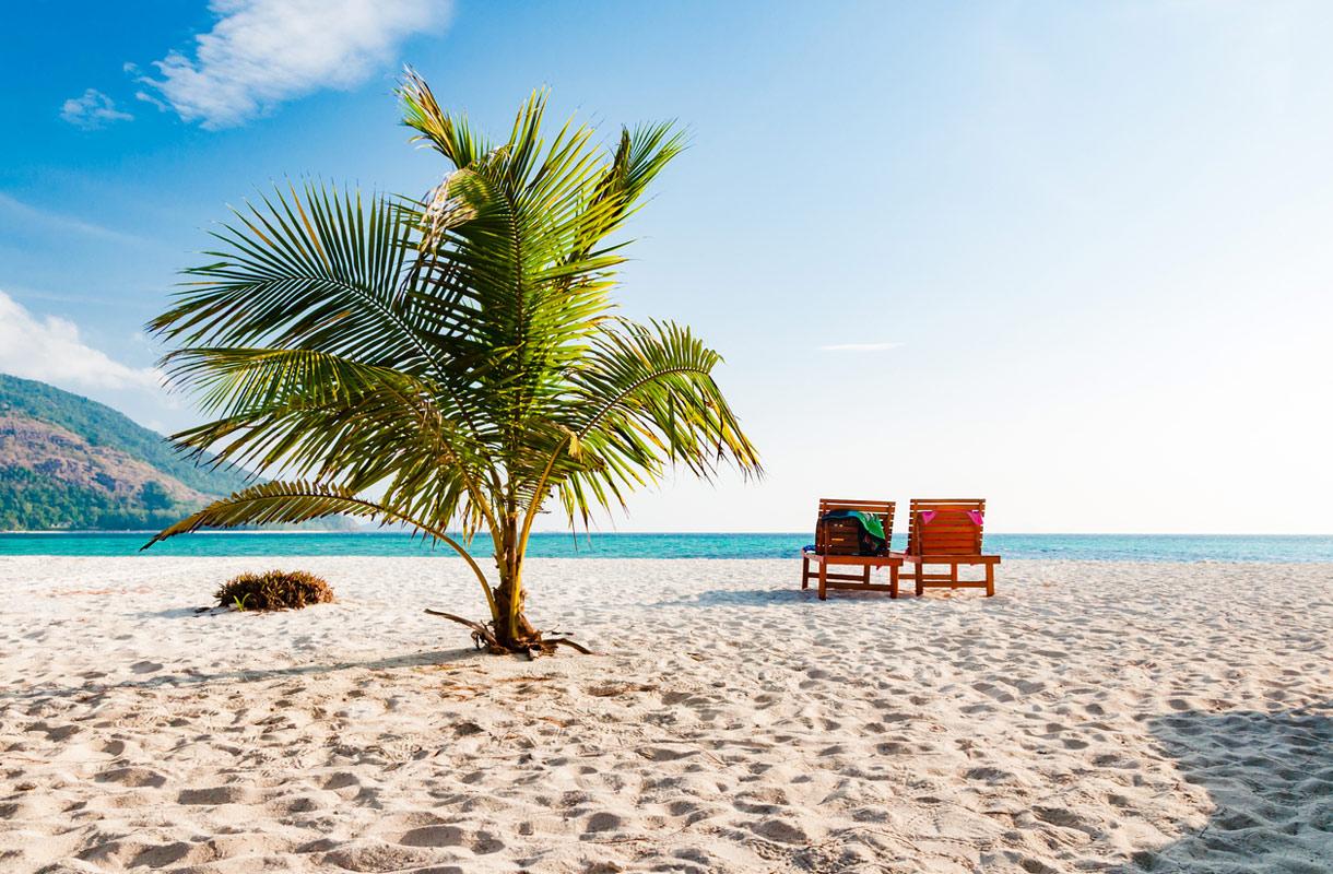 Thaimaan parhaat rannat