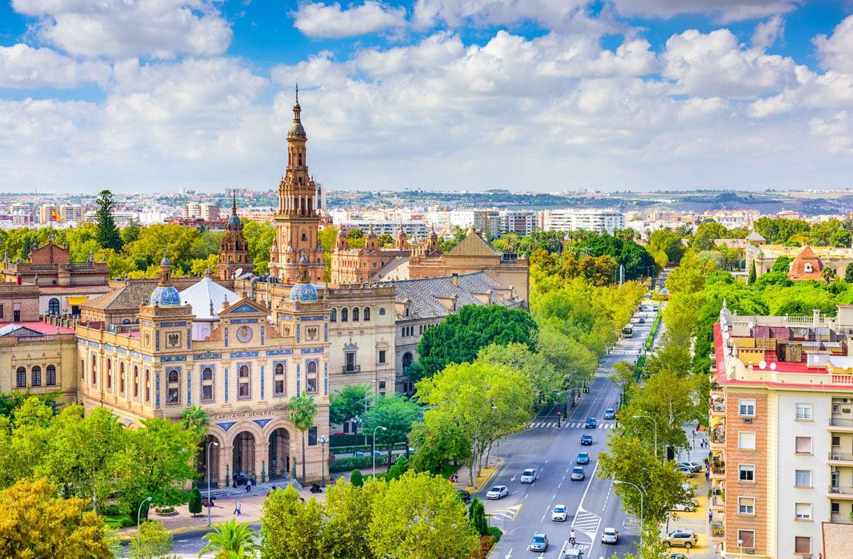 Sevilla, Espanja