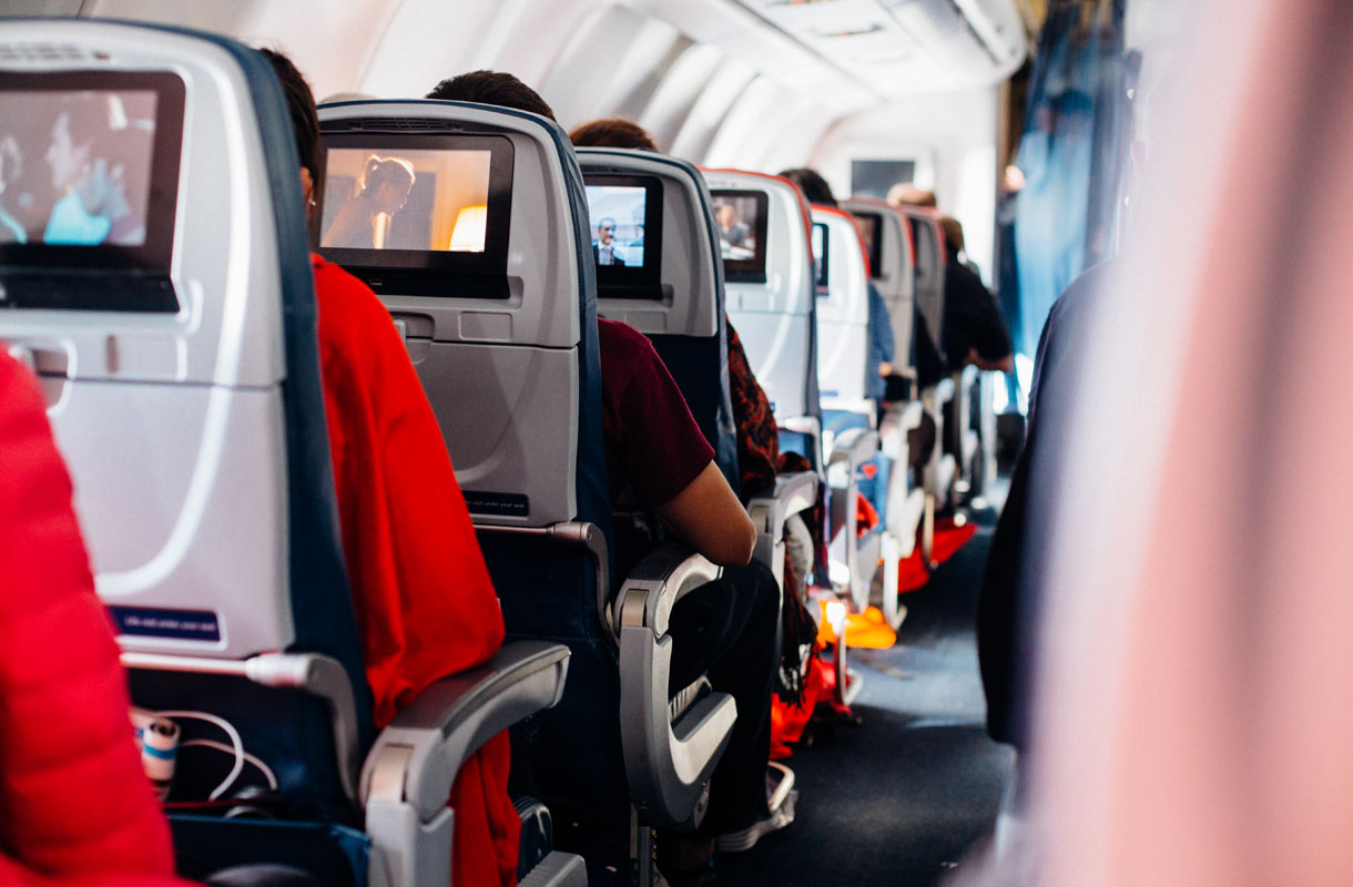 Lentokoneen merkkiäänien salaiset merkitykset