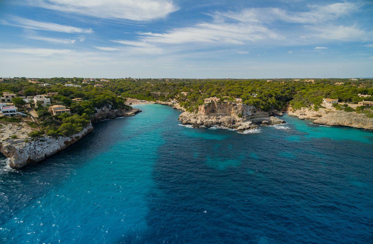Mallorcan upea näköalapaikka Es Pontas