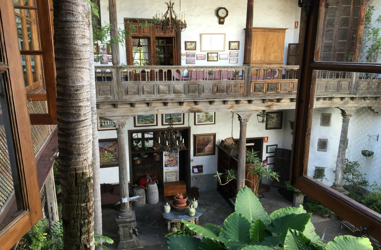 Casa de los Balcones on La Orotavan mielenkiintoisin nähtävyys