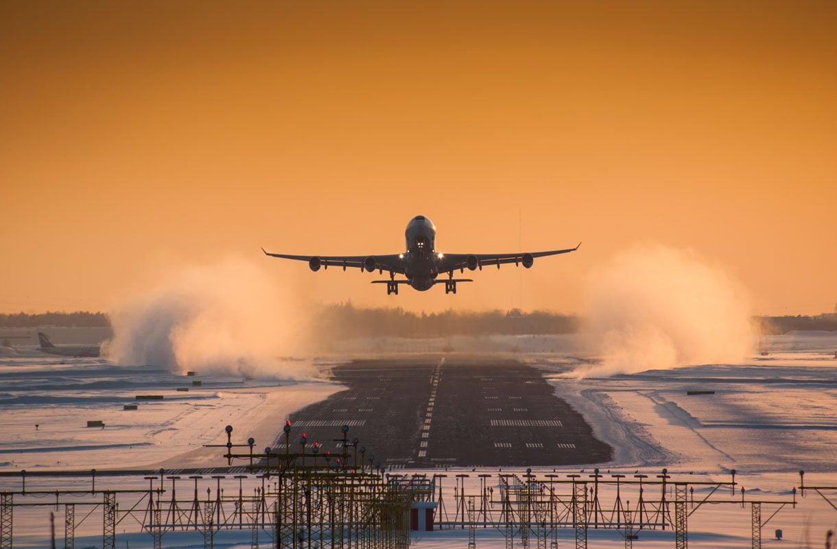 Suurin osa lento-onnettomuuksista tapahtuu laskeutumisen aikana