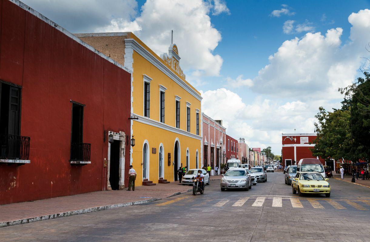 Meksikon Valladolidista löytyy upea luola-allas