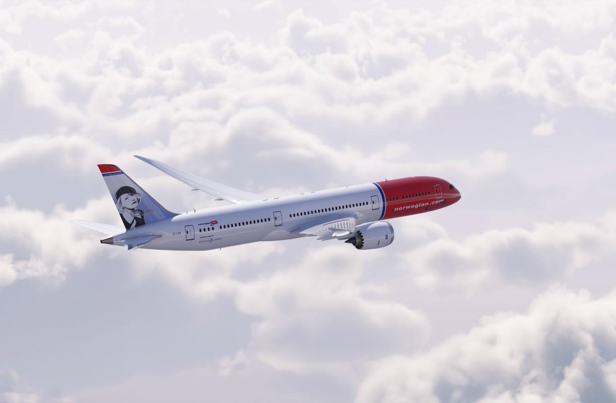 Suihkuvirtaukset nopeuttavat lentoja Yhdysvalloista Eurooppaan