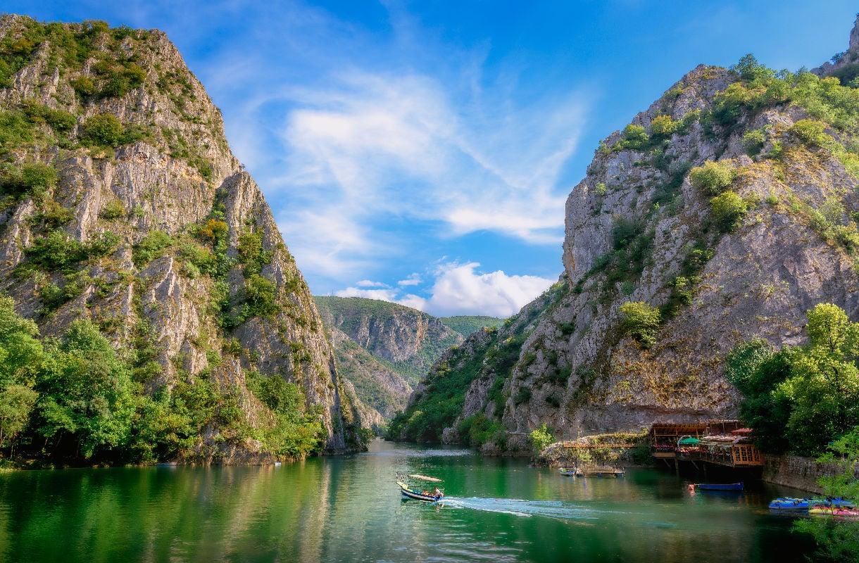 Matka-kanjoni, Pohjois-Makedonia
