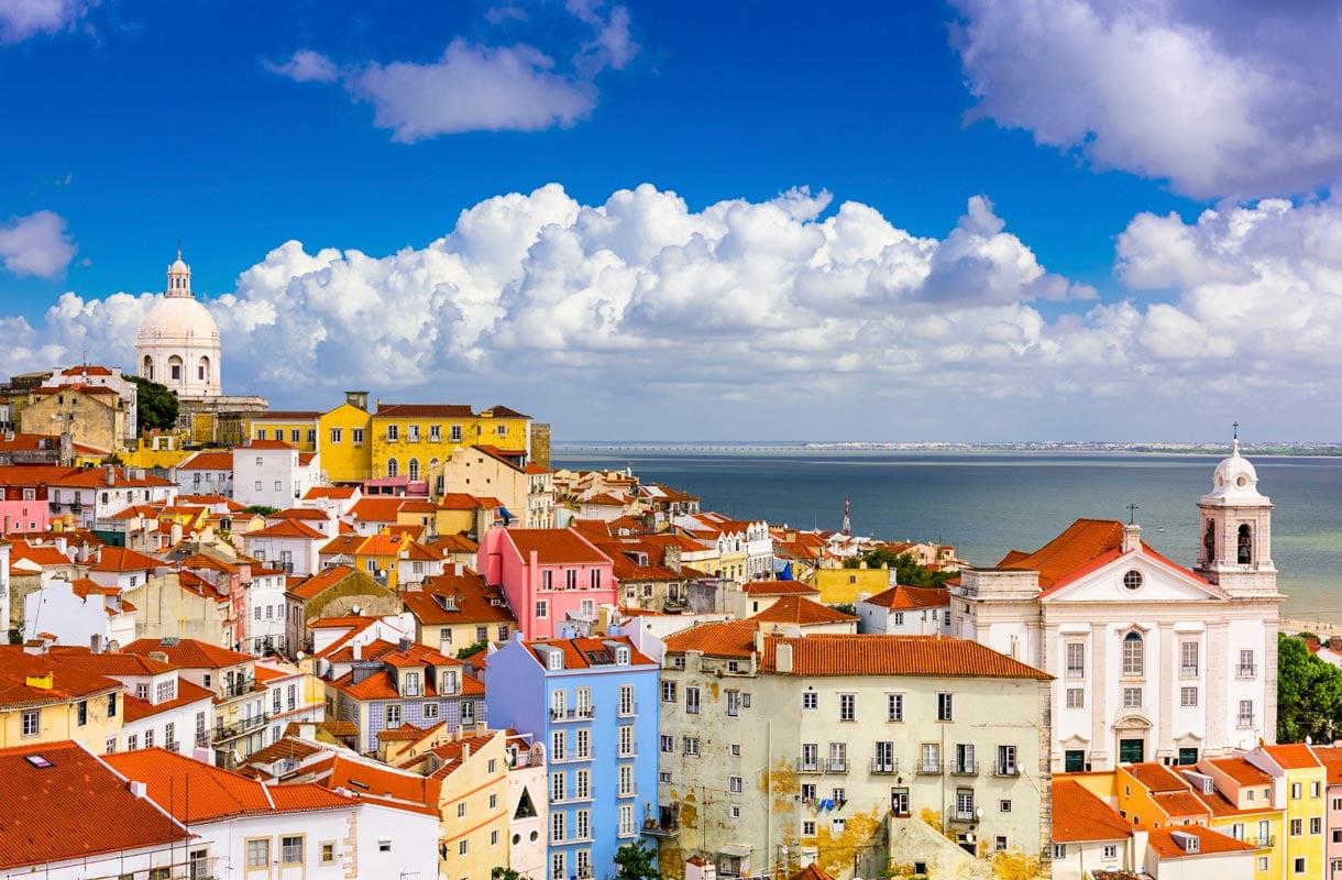 Shoppailuvinkit Lissaboniin