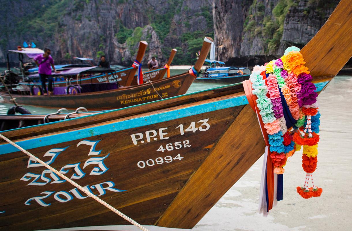 Thaimaan Maya Bay suljetaan väliaikaisesti turisteilta