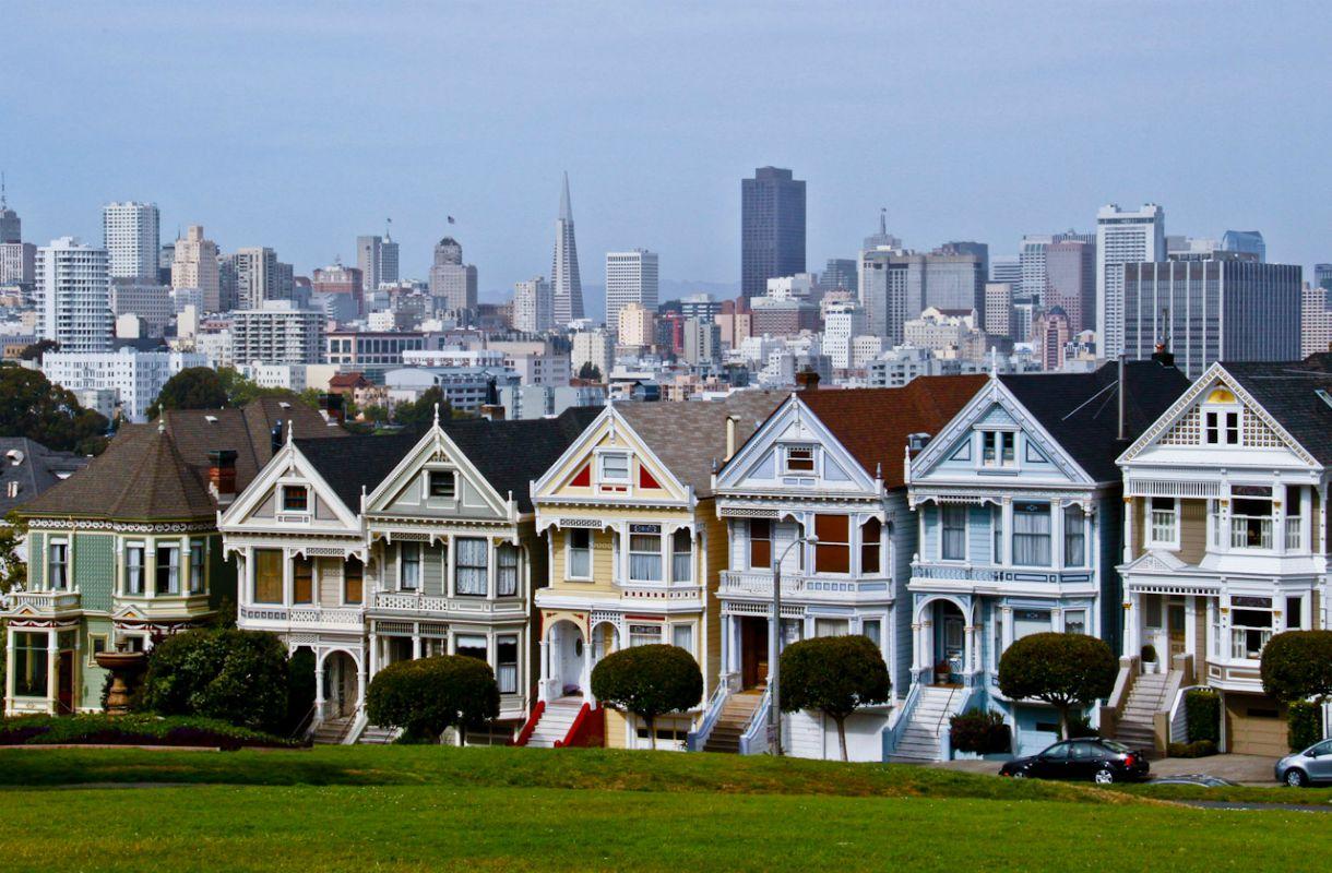 Kymmenen hauskaa faktaa San Franciscosta