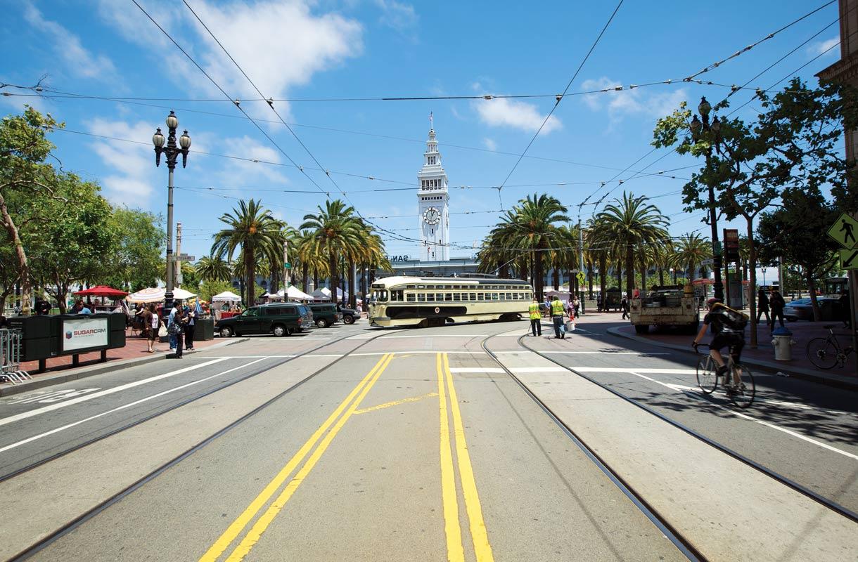 Mielenkiintoiset faktat San Franciscosta