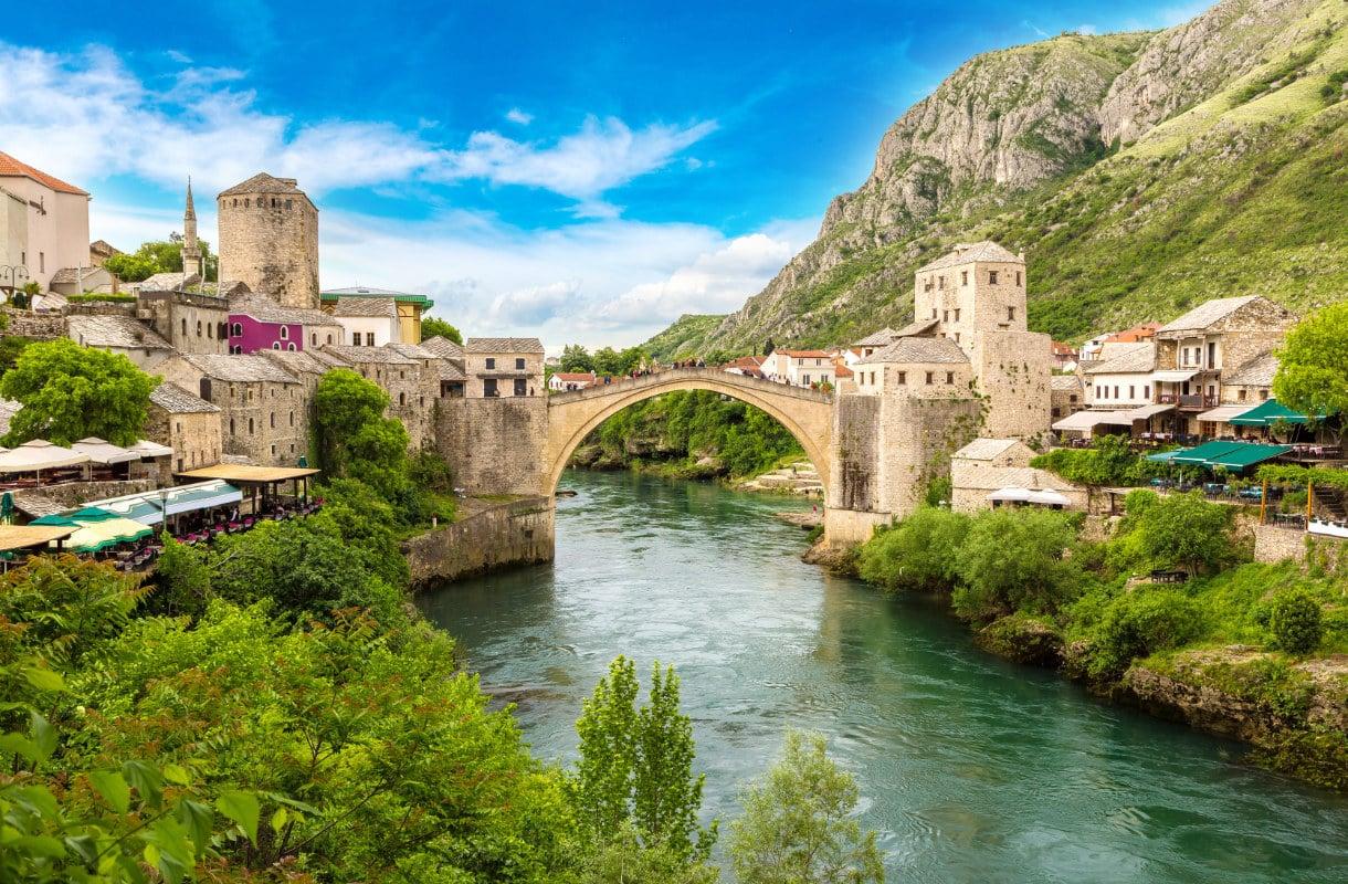 Mostar, Bosnia ja Hertsegovina