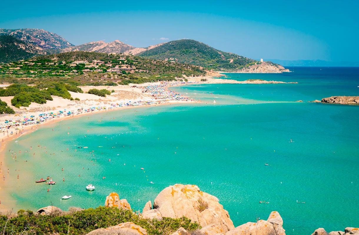 Sardinia, Italia