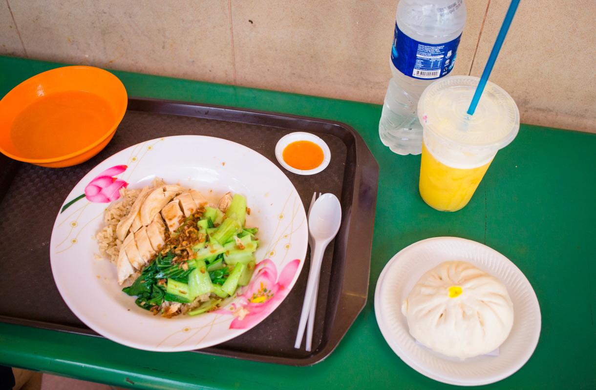 Singaporen ruoka