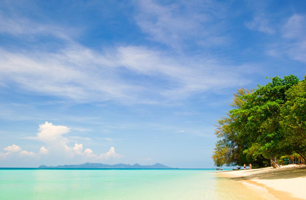 Romanttinen Thaimaa