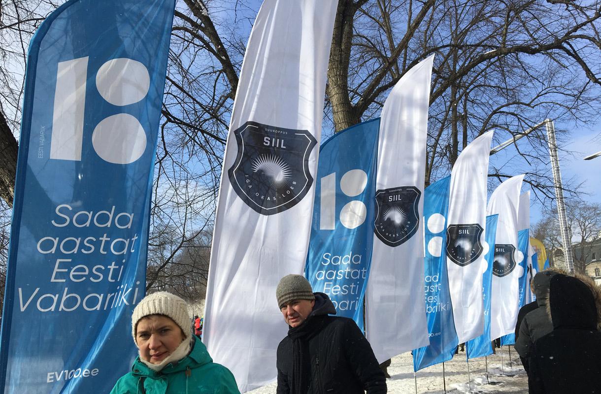 Viro 100 vuotta