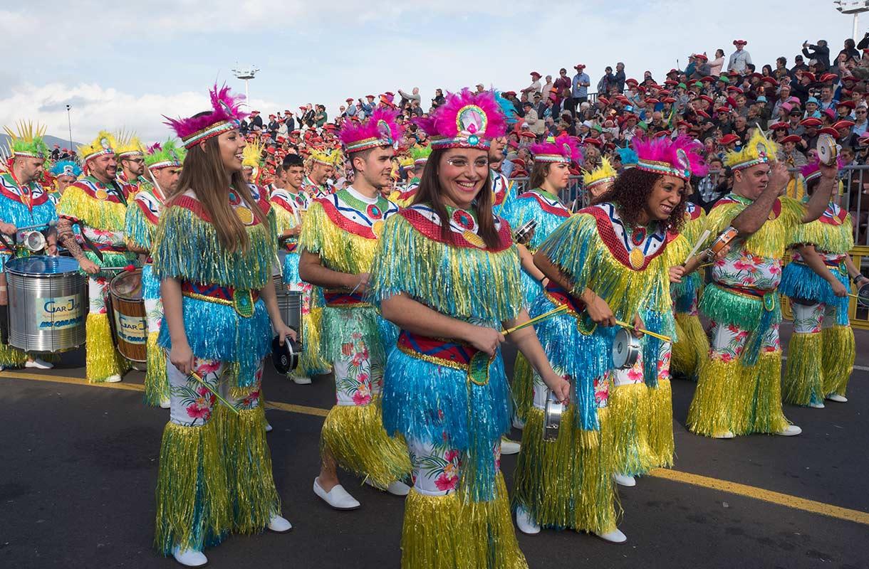 Teneriffan karnevaalit