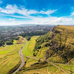 Edinburghin nähtävyydet