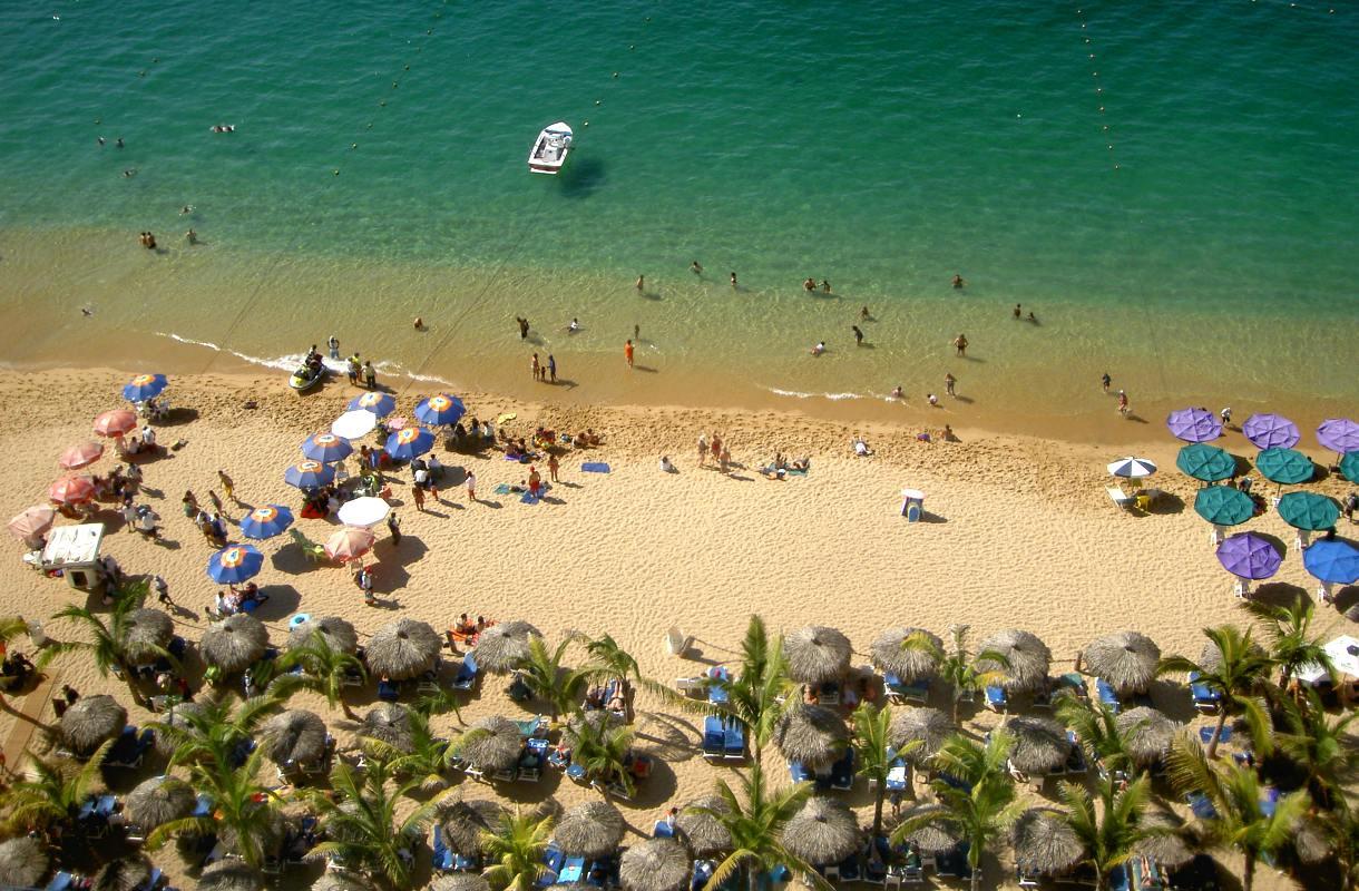 Entinen suosikkikohde Acapulco muuttui Meksikon murhapääkaupungiksi