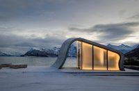 Design-wc Norjan Helgelandissa