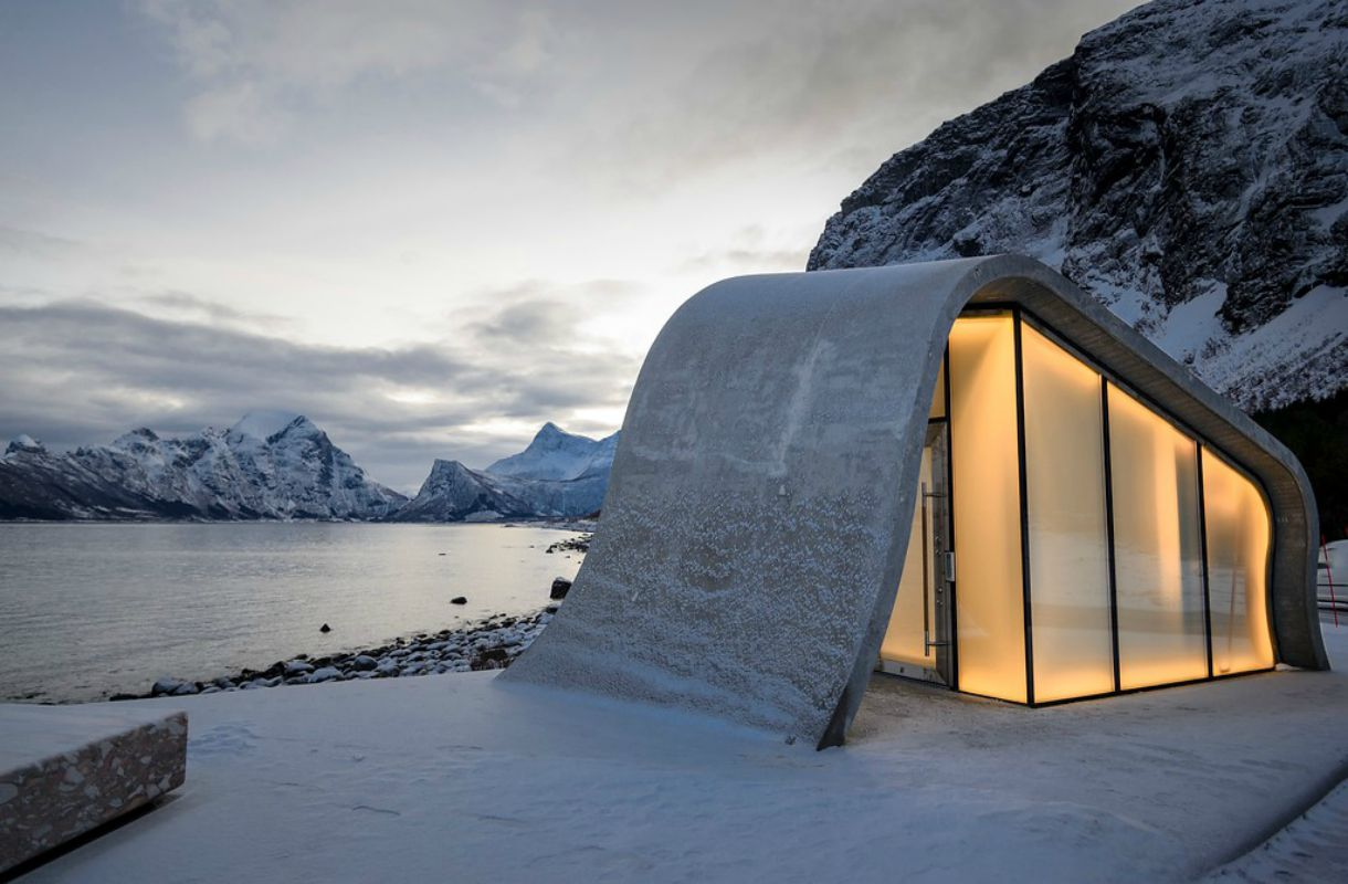 Norjan parhaat maisemareitit
