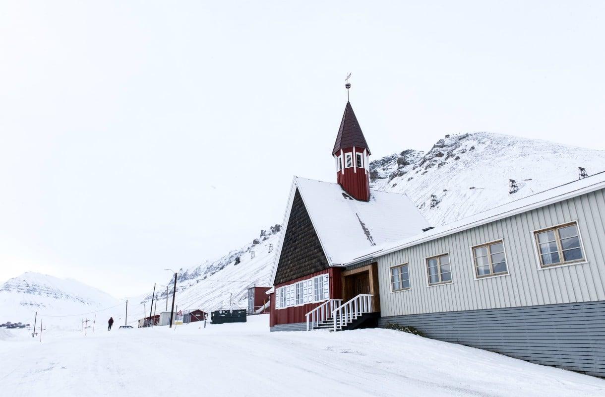 Kuoleminen on kiellettyä Huippuvuorten Longyearbyenissa