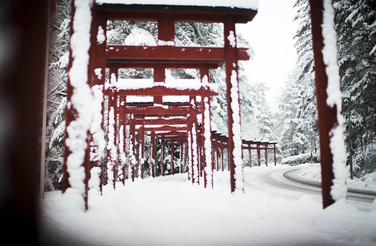 Pala Japania Tukholmassa