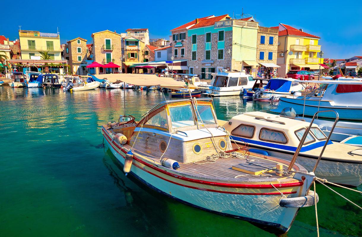Vodice, Kroatia
