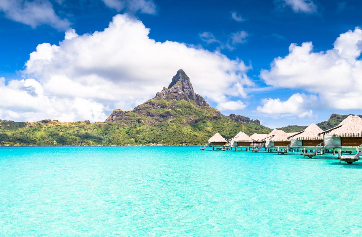 Tahiti, Ranskan Polynesia
