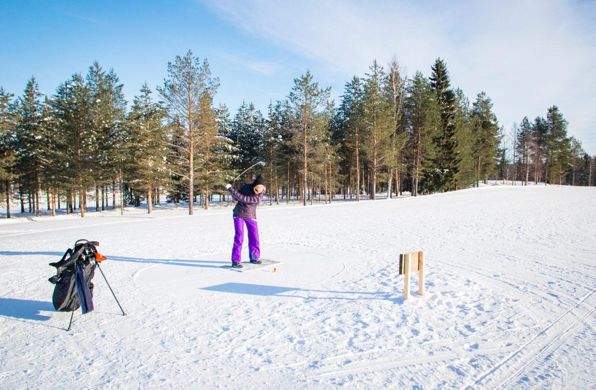 Rovaniemi Kesällä