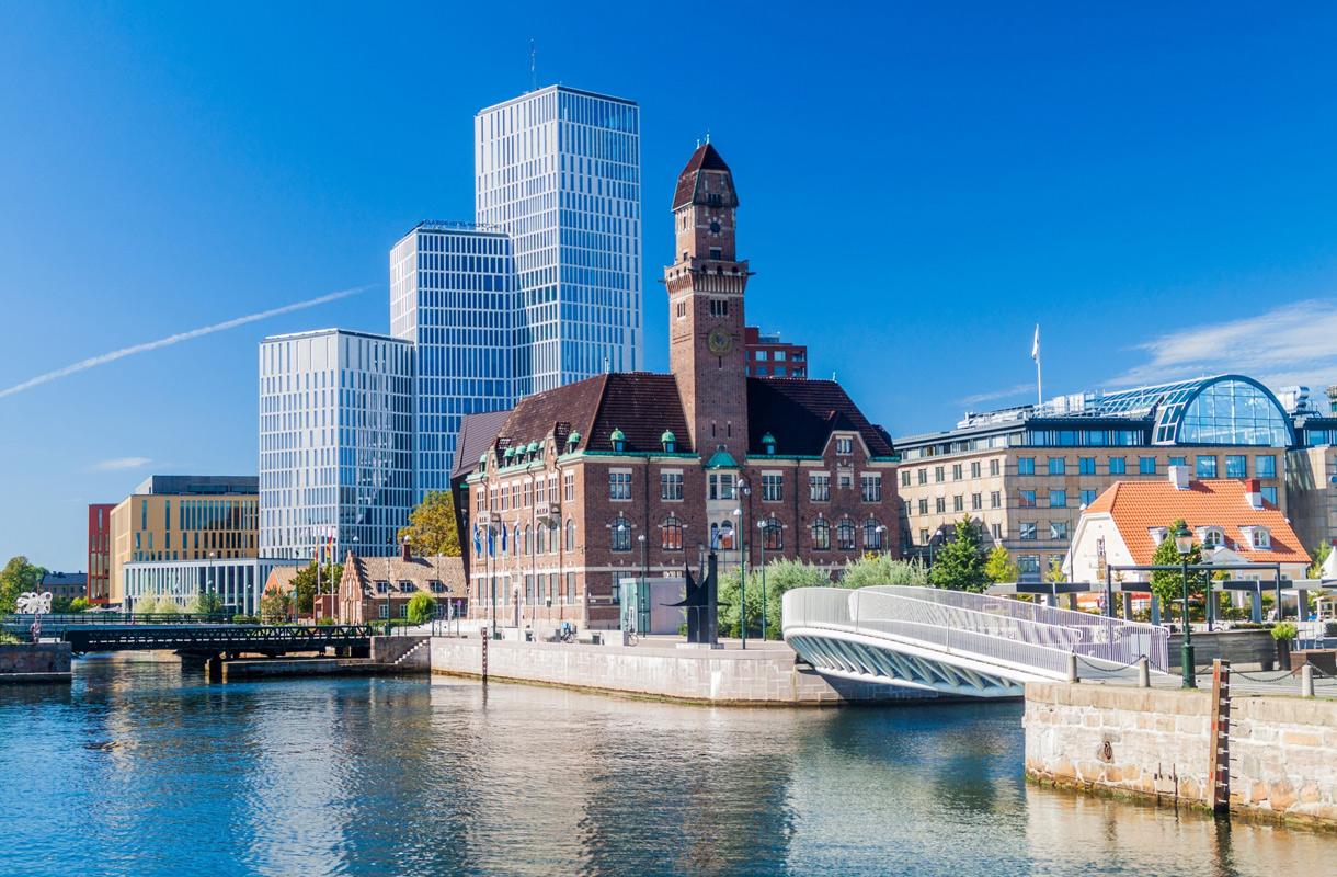 Malmö, Ruotsi