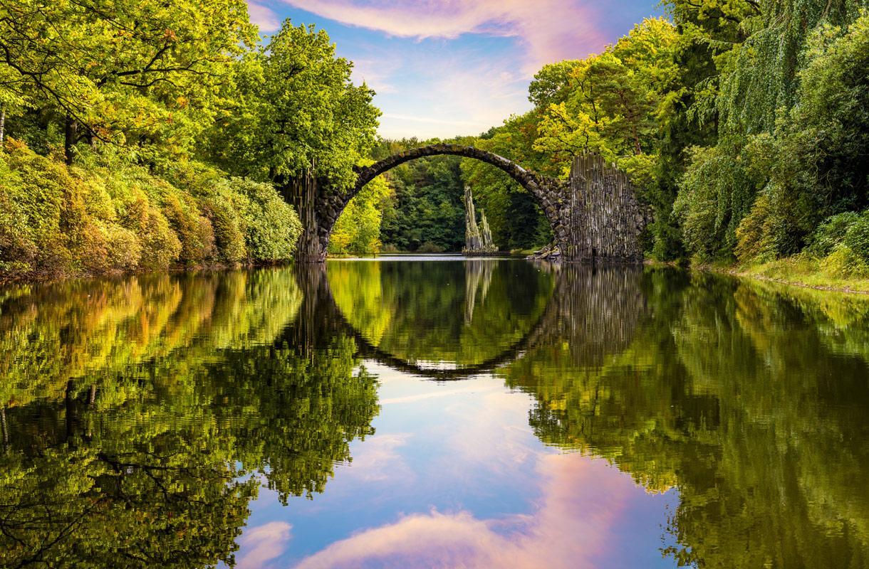 Rakotzbrücke, Saksa