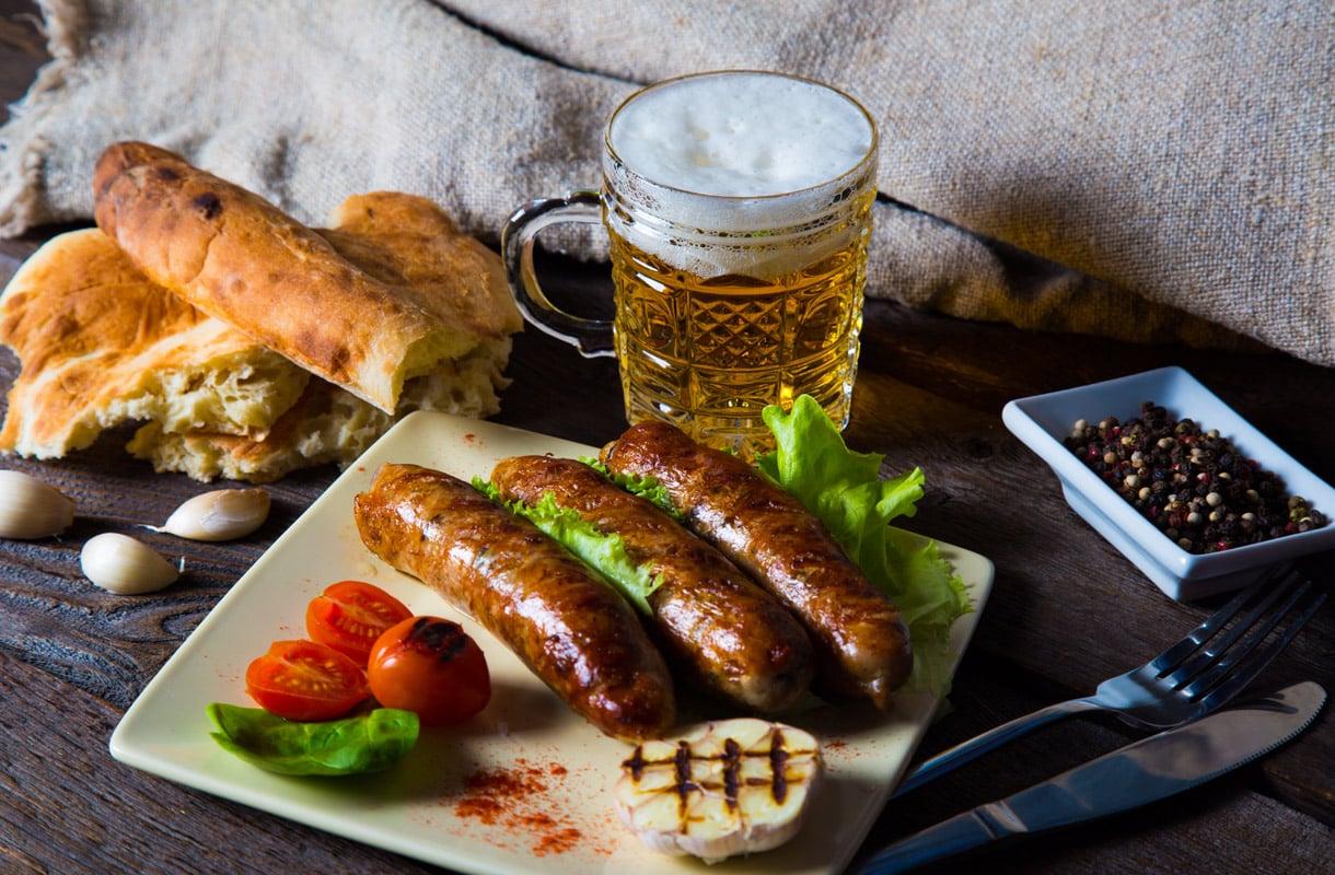 Saksalainen ruoka