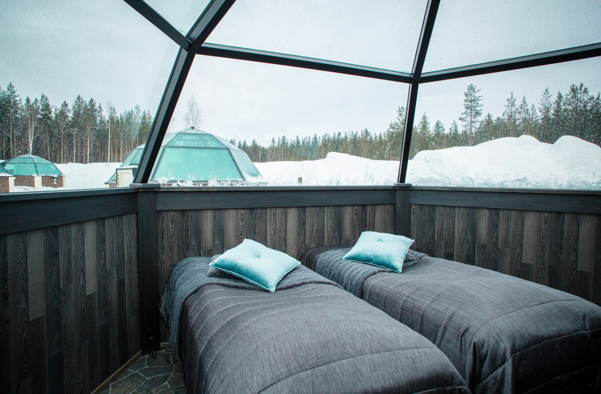 Arctic Snow Hotel, Rovaniemi