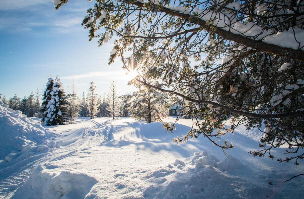 Santa's Igloo Arctic Circle, Rovaniemi