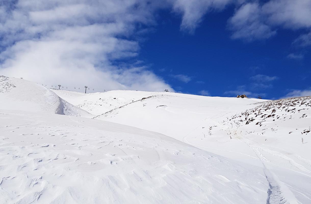 Erciyes Ski Resort, Turkki