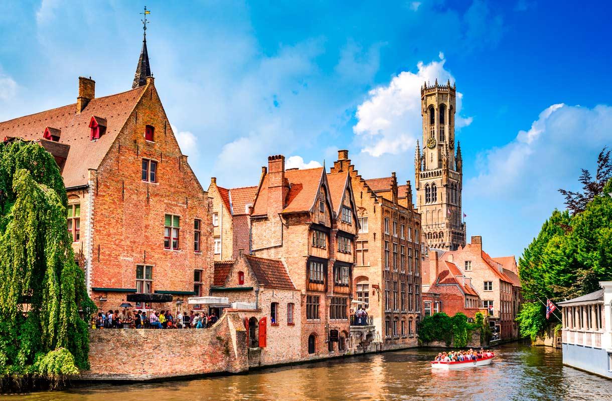 Belgian matkakohteet