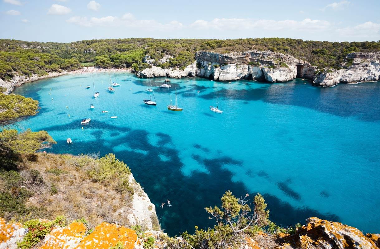 Menorcan parhaat maisemapaikat