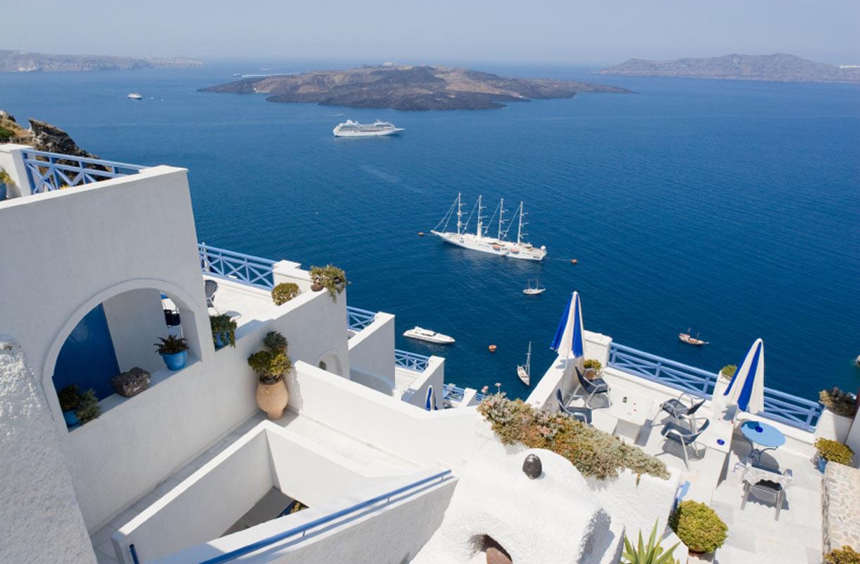 Varaudu lauttalakkoihin Kreikan saarihyppelyllä