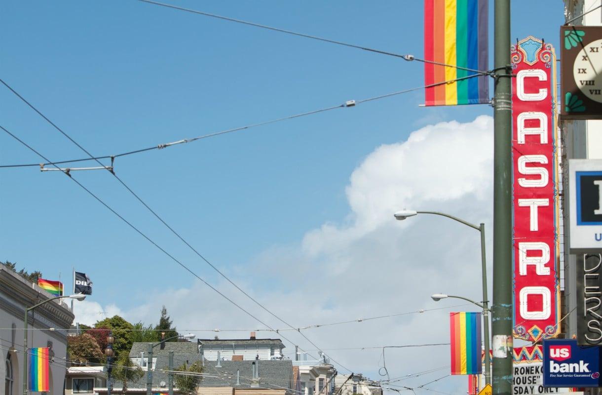 Castron kaupunginosa San Franciscossa