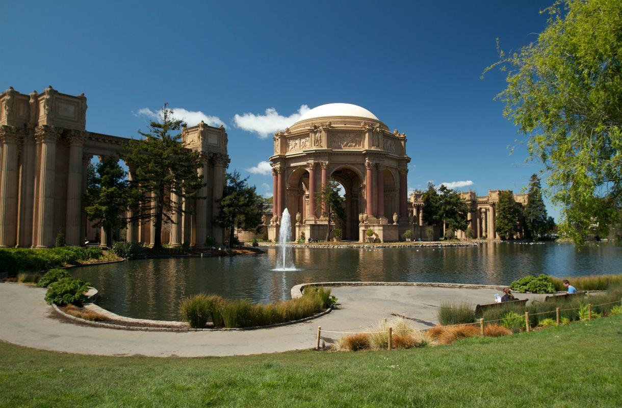 San Franciscon Golden Gate Park