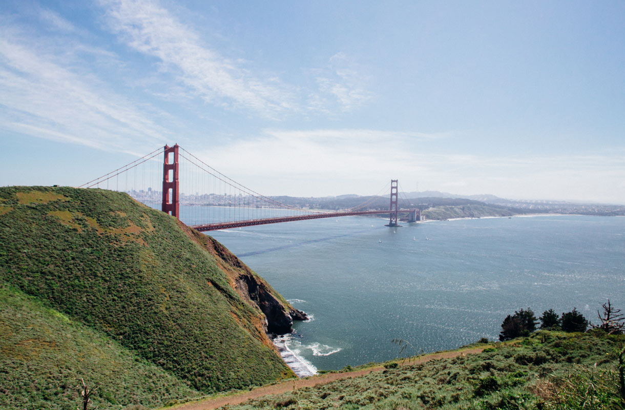 Helpot turistimokat San Franciscossa